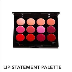 ISH lip statement palette - new in box